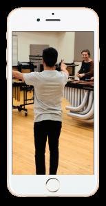 Trabajamos el ritmo, taller dirigido a docentes para trabajar el ritmo con escolares.